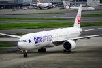 リンリンさんが、羽田空港で撮影した日本航空 777-346/ERの航空フォト(写真)