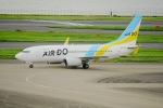 リンリンさんが、羽田空港で撮影したAIR DO 737-781の航空フォト(写真)