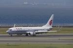 リンリンさんが、中部国際空港で撮影した中国国際航空 737-89Lの航空フォト(写真)
