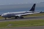 リンリンさんが、中部国際空港で撮影した大韓航空 A330-223の航空フォト(写真)