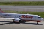 リンリンさんが、中部国際空港で撮影したチェジュ航空 737-85Fの航空フォト(写真)