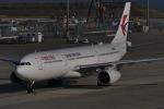リンリンさんが、中部国際空港で撮影した中国東方航空 A330-343Xの航空フォト(写真)