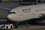 リンリンさんが、中部国際空港で撮影したデルタ航空 A330-223の航空フォト(写真)
