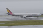 リンリンさんが、中部国際空港で撮影したアシアナ航空 A330-323Xの航空フォト(写真)
