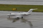 リンリンさんが、中部国際空港で撮影した国土交通省 航空局 525C Citation CJ4の航空フォト(写真)