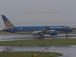 リンリンさんが、中部国際空港で撮影したベトナム航空 787-9の航空フォト(写真)