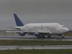 リンリンさんが、中部国際空港で撮影したボーイング 747-409(LCF) Dreamlifterの航空フォト(写真)