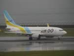 リンリンさんが、中部国際空港で撮影したAIR DO 737-781の航空フォト(写真)