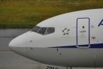 リンリンさんが、中部国際空港で撮影した全日空 737-881の航空フォト(写真)