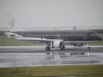 リンリンさんが、中部国際空港で撮影したスターフライヤー A320-214の航空フォト(写真)
