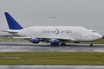 リンリンさんが、中部国際空港で撮影したボーイング 747-4J6(LCF) Dreamlifterの航空フォト(写真)