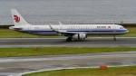 リンリンさんが、中部国際空港で撮影した中国国際航空 A321-232の航空フォト(写真)