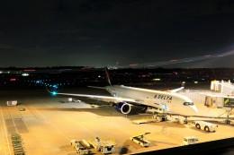 ☆ライダーさんが、成田国際空港で撮影したデルタ航空 A350-941の航空フォト(飛行機 写真・画像)