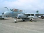 けろんさんが、茨城空港で撮影したアメリカ海兵隊 EA-6B Prowler (G-128)の航空フォト(写真)