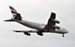 ハミングバードさんが、名古屋飛行場で撮影したオリエント・タイ航空 747-238Bの航空フォト(写真)
