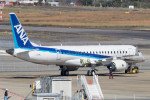 Koenig117さんが、名古屋飛行場で撮影した三菱航空機 MRJ90STDの航空フォト(写真)