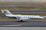 camelliaさんが、羽田空港で撮影したメリディアナ・エア G-IV-X Gulfstream G450の航空フォト(写真)