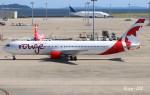 RINA-200さんが、中部国際空港で撮影したエア・カナダ・ルージュ 767-3Q8/ERの航空フォト(写真)