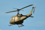 beeさんが、明野駐屯地で撮影した陸上自衛隊 UH-1Jの航空フォト(写真)