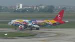 twinengineさんが、ノイバイ国際空港で撮影したタイ・エアアジア A320-214の航空フォト(写真)