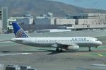 amagoさんが、サンフランシスコ国際空港で撮影したユナイテッド航空 A320-232の航空フォト(写真)
