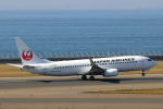 funi9280さんが、中部国際空港で撮影した日本航空 737-846の航空フォト(写真)