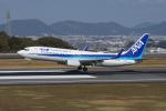 神宮寺ももさんが、高松空港で撮影した全日空 737-881の航空フォト(写真)