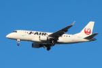 らむえあたーびんさんが、伊丹空港で撮影したジェイ・エア ERJ-170-100 (ERJ-170STD)の航空フォト(写真)