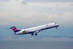 mahlさんが、中部国際空港で撮影したアイベックスエアラインズ CL-600-2C10 Regional Jet CRJ-702の航空フォト(写真)