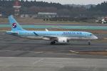 シュウさんが、成田国際空港で撮影した大韓航空 BD-500-1A11 CSeries CS300の航空フォト(写真)
