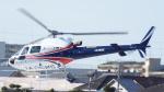 otromarkさんが、八尾空港で撮影したノエビア AS350B3 Ecureuilの航空フォト(写真)