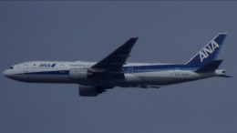 otromarkさんが、八尾空港で撮影した全日空 777-281/ERの航空フォト(飛行機 写真・画像)