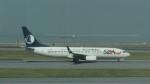twinengineさんが、香港国際空港で撮影した山東航空 737-85Nの航空フォト(写真)