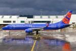 masa707さんが、ポートランド国際空港で撮影したサンカントリー・エアラインズ 737-85Pの航空フォト(写真)