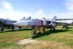 ちゃぽんさんが、モニノ空軍博物館で撮影したソビエト空軍 MiG-23の航空フォト(写真)