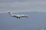 @たかひろさんが、関西国際空港で撮影した国土交通省 航空局 525C Citation CJ4の航空フォト(写真)