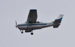 Dreamliner_NRT51さんが、成田国際空港で撮影したアイベックスアビエイション TU206G Turbo Stationair 6の航空フォト(写真)