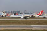 武彩航空公司(むさいえあ)さんが、アタテュルク国際空港で撮影したターキッシュ・エアラインズ A330-303の航空フォト(飛行機 写真・画像)