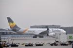 金魚さんが、フランクフルト国際空港で撮影したトーマスクック・エアラインズ A330-243の航空フォト(写真)