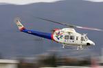 Assk5338さんが、松本空港で撮影した福島県消防防災航空隊 412EPの航空フォト(写真)