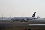 金魚さんが、フランクフルト国際空港で撮影したユナイテッド航空 777-224/ERの航空フォト(写真)