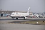 金魚さんが、フランクフルト国際空港で撮影したエーゲ航空 A321-231の航空フォト(写真)