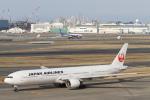 安芸あすかさんが、羽田空港で撮影した日本航空 777-346の航空フォト(写真)