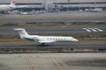 ハム太郎。さんが、羽田空港で撮影した北京首都航空 G500/G550 (G-V)の航空フォト(写真)