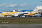 Tomo-Papaさんが、成田国際空港で撮影したノックスクート 777-212/ERの航空フォト(写真)