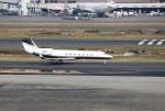 ハム太郎。さんが、羽田空港で撮影した3M G-V Gulfstream Vの航空フォト(写真)