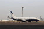 ハム太郎。さんが、羽田空港で撮影したボーイング・ビジネス・ジェット 737-800の航空フォト(写真)
