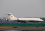 ハム太郎。さんが、羽田空港で撮影した不明 BD-700 Global Express/5000/6000の航空フォト(写真)