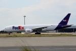 ハピネスさんが、関西国際空港で撮影したフェデックス・エクスプレス 777-FHTの航空フォト(飛行機 写真・画像)