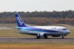 funi9280さんが、新千歳空港で撮影したANAウイングス 737-54Kの航空フォト(飛行機 写真・画像)